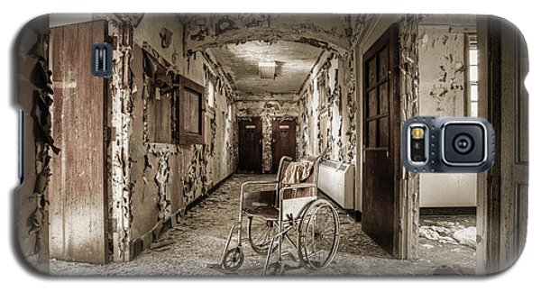 Abandoned Asylums - What Has Become Galaxy S5 Case