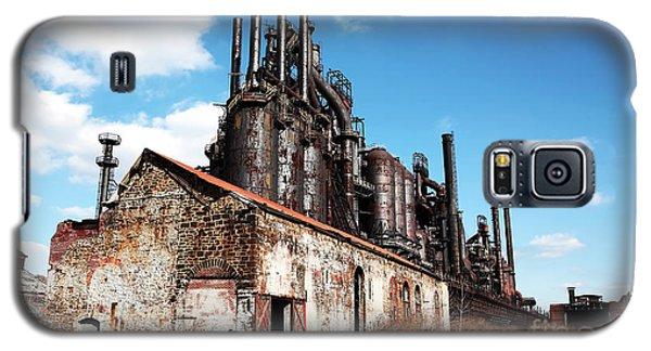 Abandoned Bethlehem Steel Galaxy S5 Case
