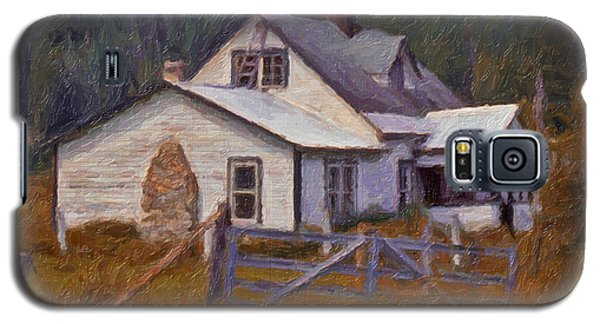 Abandoned Farm House Galaxy S5 Case
