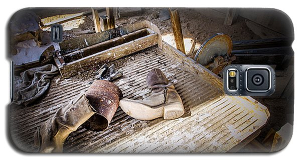 Abandoned Gold Mine Galaxy S5 Case