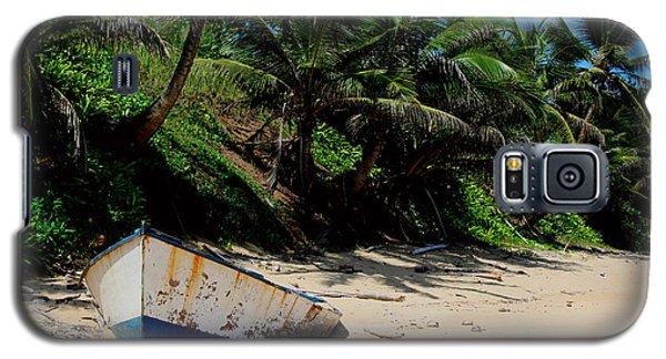 Abandoned  Galaxy S5 Case by Kara  Stewart