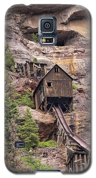 Abandoned Mine Galaxy S5 Case by Melany Sarafis