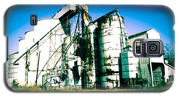 Abandoned Oil Mill Galaxy S5 Case