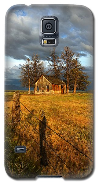 Abandoned Galaxy S5 Case by Randy Wood