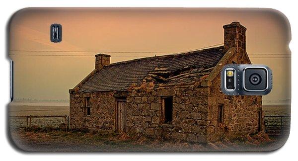 Abandoned Scottish Croft Galaxy S5 Case