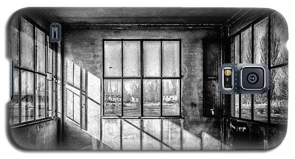Abandoned Sugar Mill Galaxy S5 Case