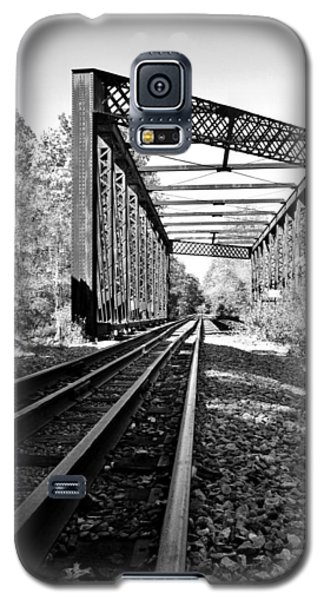 Abandoned Tracks Galaxy S5 Case