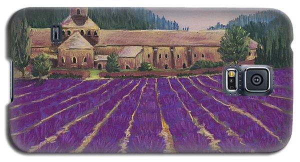 Abbaye Notre-dame De Senanque Galaxy S5 Case