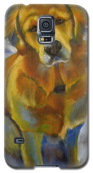 Abby In Winter Galaxy S5 Case