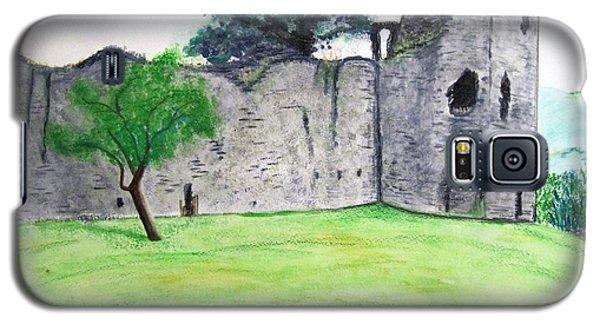Abergavenny Castle Galaxy S5 Case