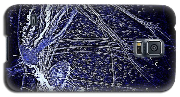 Galaxy S5 Case featuring the photograph Aberration Of Jelly Fish In Rhapsody Series 3 by Antonia Citrino
