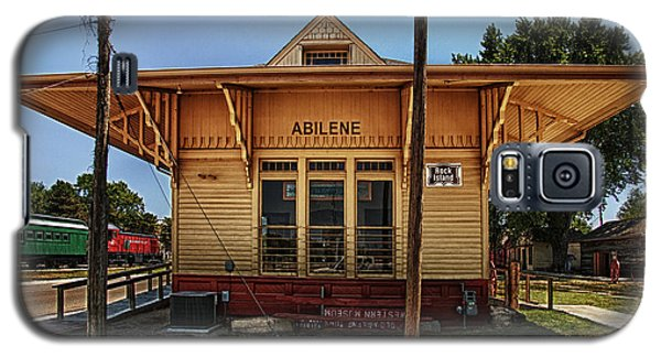 Abilene Station Galaxy S5 Case