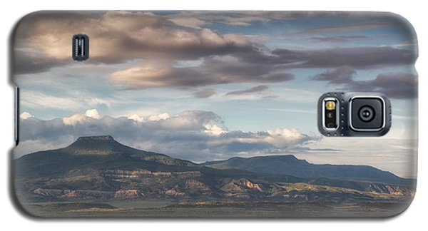 Abiquiu New Mexico Pico Pedernal In The Morning Galaxy S5 Case