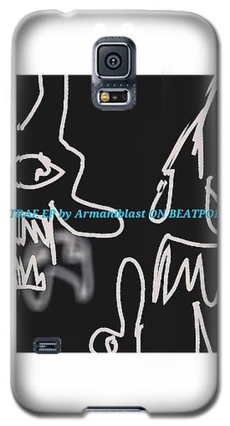 Ablaz Elektro Dz Deux Galaxy S5 Case by Armando Lopez de Elizalde
