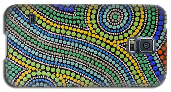 Aboriginal Inspirations 15 Galaxy S5 Case