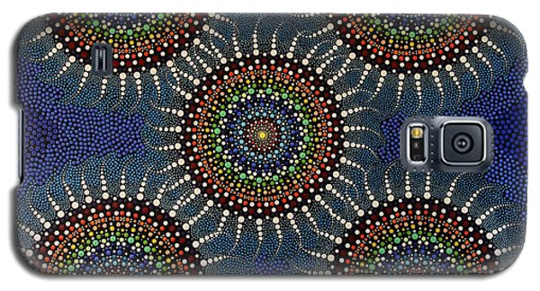 Aboriginal Inspirations 16 Galaxy S5 Case