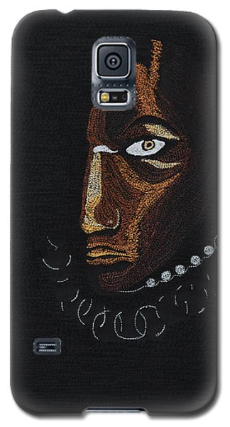 Aboriginal Woman Galaxy S5 Case