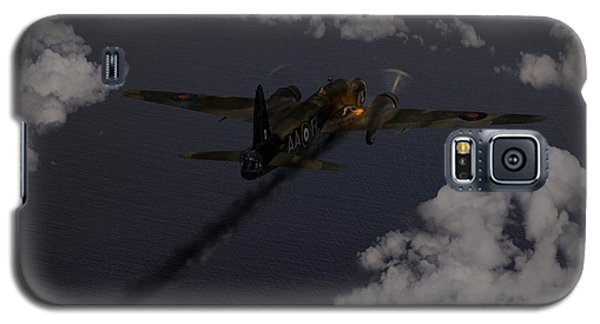 Above And Beyond - Jimmy Ward Vc Galaxy S5 Case by Gary Eason