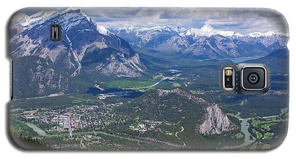 Above Banff Galaxy S5 Case