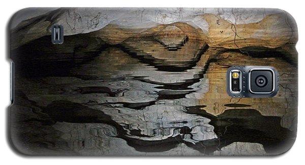 Above  Below Galaxy S5 Case by Li Newton