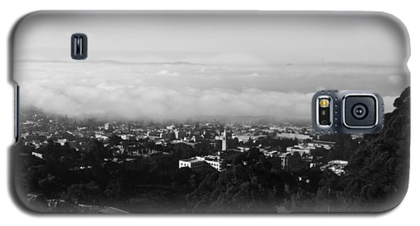 Above Cal Galaxy S5 Case by Lennie Green