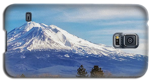 Galaxy S5 Case featuring the photograph Above It All by Nancy Marie Ricketts