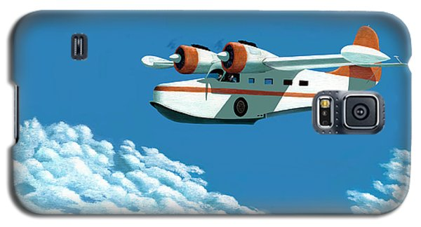 Above It All  The Grumman Goose Galaxy S5 Case