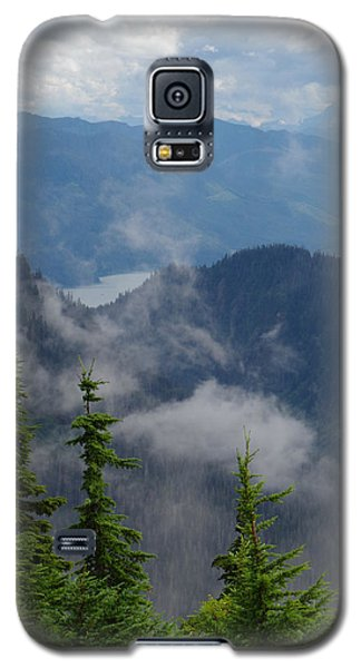 Above The Cloud Galaxy S5 Case