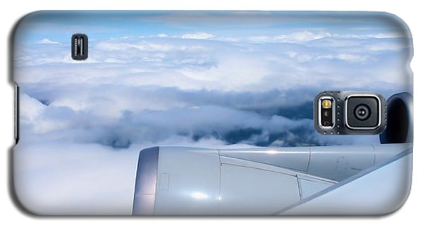 Above The Clouds Galaxy S5 Case by Dennis Lundell