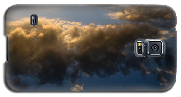 Galaxy S5 Case featuring the photograph Above The Clouds by Janice Westerberg