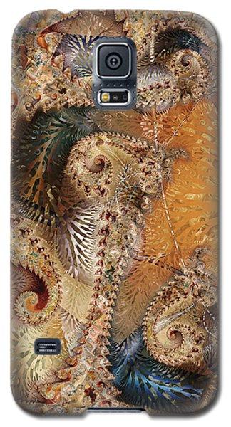 Galaxy S5 Case featuring the digital art Abracadabra by Kim Redd