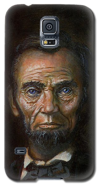 Abraham Lincoln Galaxy S5 Case