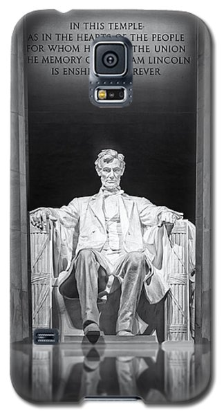Abraham Lincoln Memorial Galaxy S5 Case