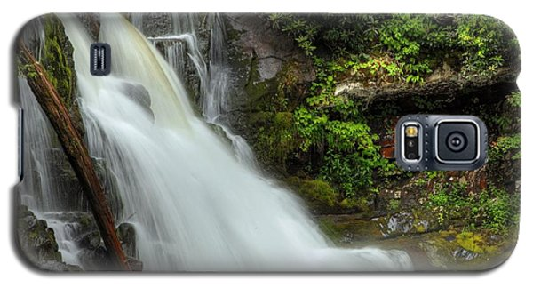 Abrams Falls Cade's Cove Tn Galaxy S5 Case