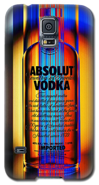 Absolut Abstract Galaxy S5 Case