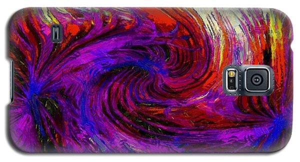 Absrtact Art - 1 Galaxy S5 Case