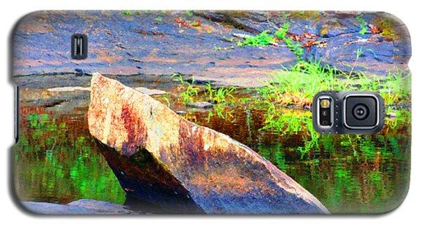 Abstact Rock Galaxy S5 Case