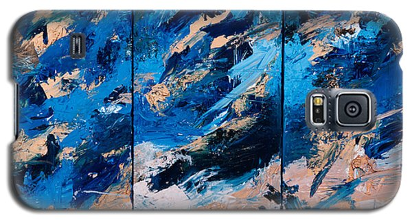 Abstract # 28  Galaxy S5 Case