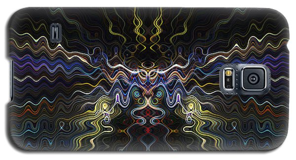 Abstract 0041 Galaxy S5 Case