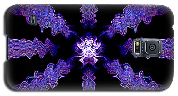 Abstract 0049 Galaxy S5 Case