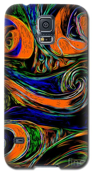 Abstract 06 Galaxy S5 Case by Gregory Dyer