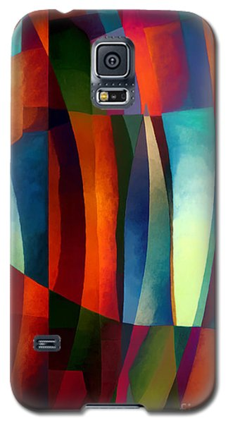 Abstract #1 Galaxy S5 Case