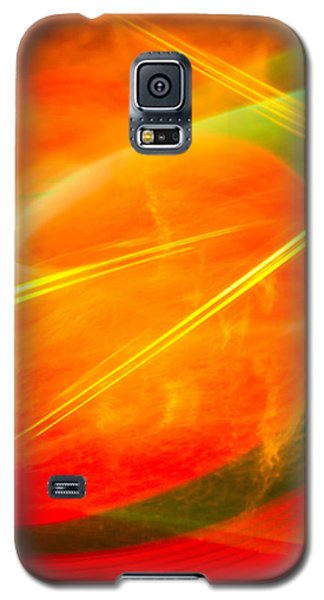 Abstract 17 Galaxy S5 Case