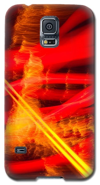 Abstract 18 Galaxy S5 Case
