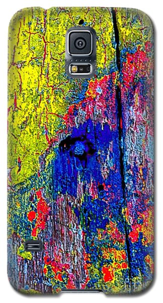 Abstract 201 Galaxy S5 Case by Nicola Fiscarelli