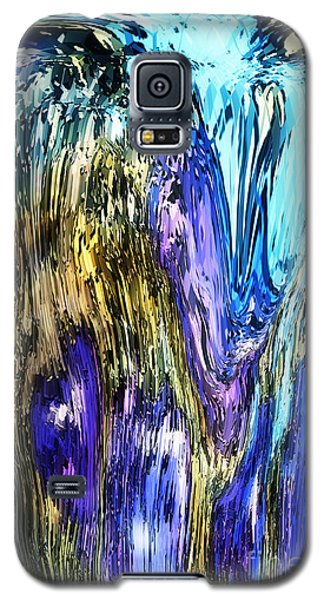 Abstract 2024 Galaxy S5 Case