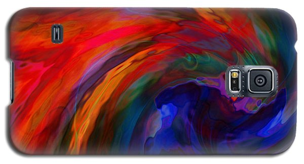 Abstract 29012013 - 042 Galaxy S5 Case by Stuart Turnbull