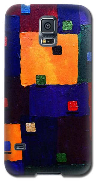 Abstract 29e Galaxy S5 Case