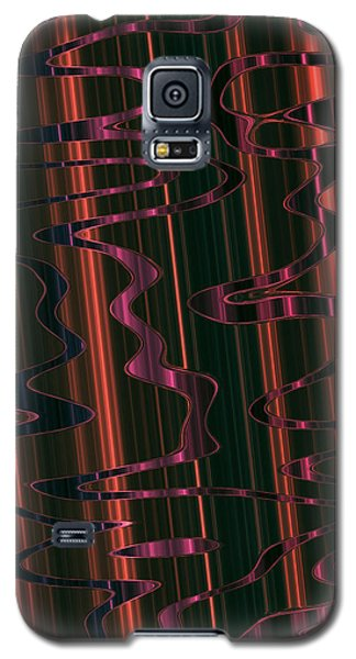 Abstract 327 Galaxy S5 Case