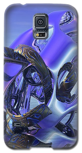 Abstract 333 Galaxy S5 Case